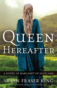 Queen Hereafter hardcover